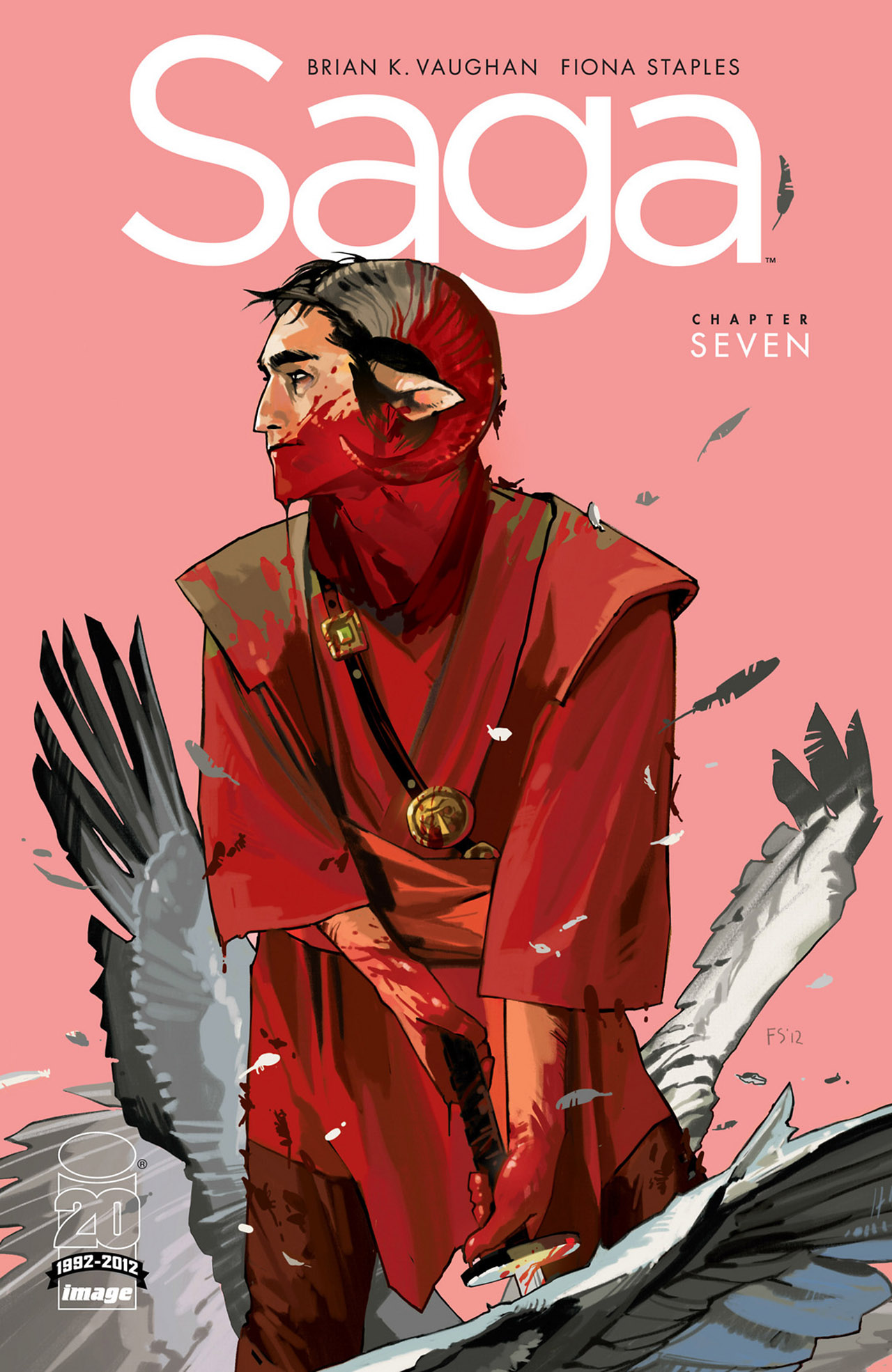 Image result for fiona staples saga covers