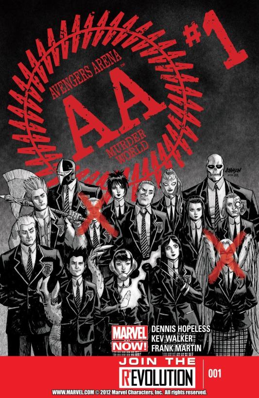 Avengers Area 001-Zone-000