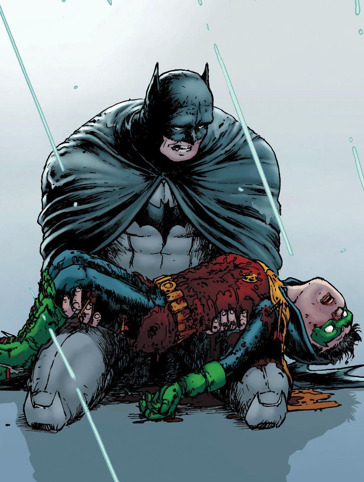 Top 9 sad comic moments. - Gen. Discussion - Comic Vine