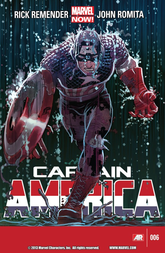 Captain America 006-000