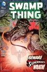 Swamp Thing (2011-) 020-000