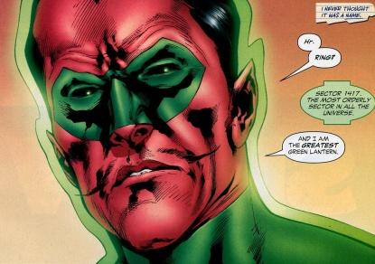 Sinestro greatest