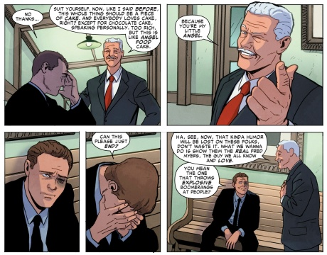Cringy lawyer Superior Foes