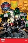 Secret Avengers v2 007-000