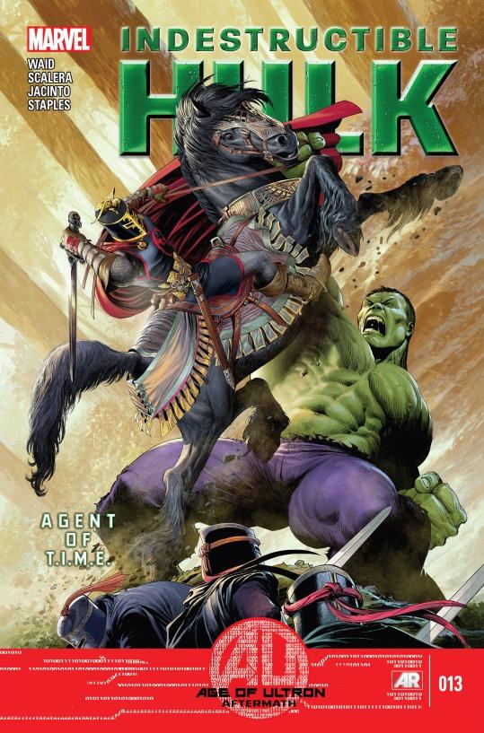 Indestructible Hulk #13 001