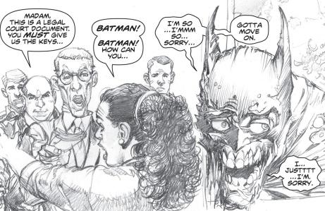 Unhelpful Batman