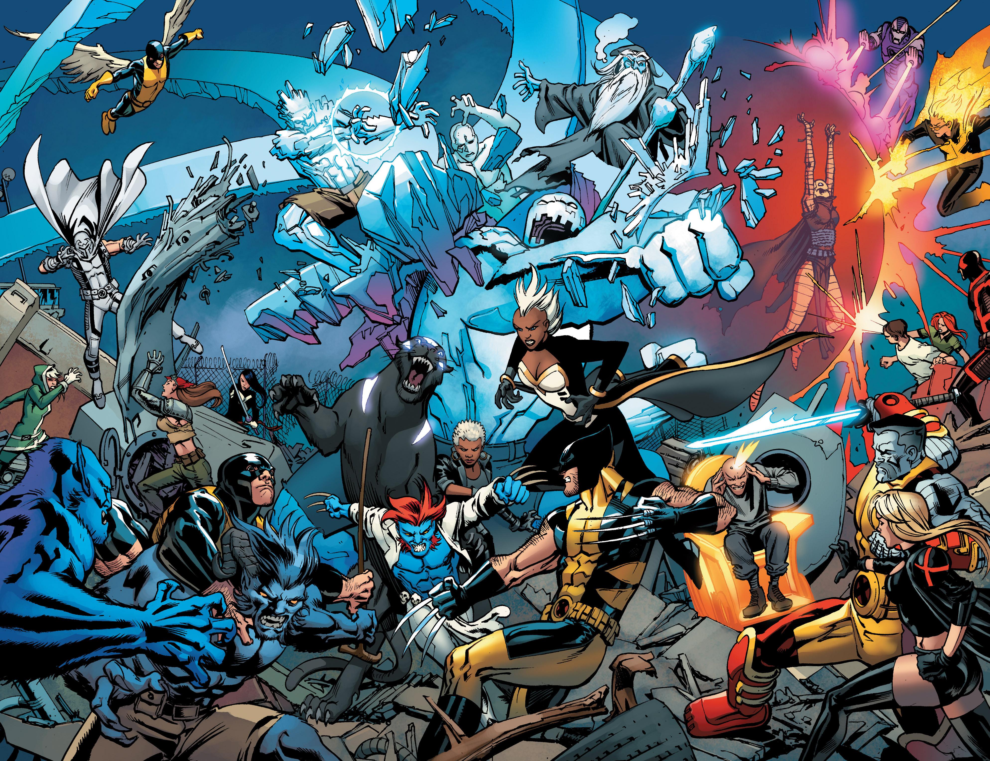 6 Battle Of The Atom