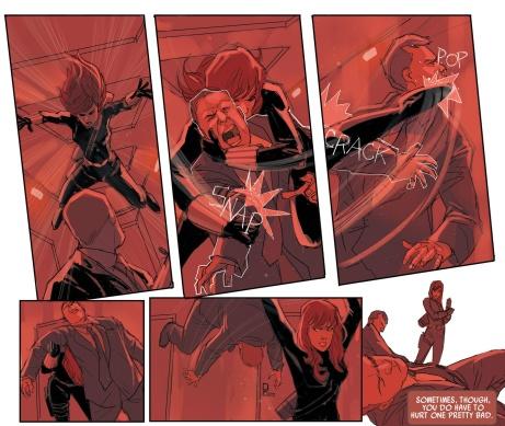 Red Black Widow