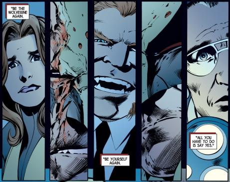 Wolverine Faces
