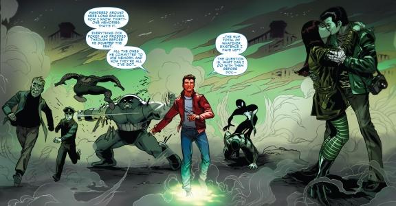 Parker Spider-Man