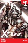 X-Force (2014-) 001-000