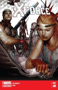 X-Force (2014-) 002-000