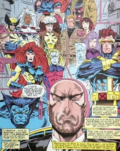 Xavier & X-Men