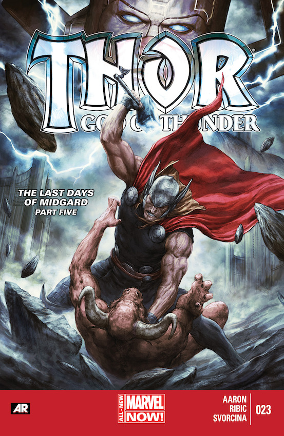 Thor - God of Thunder 023-000