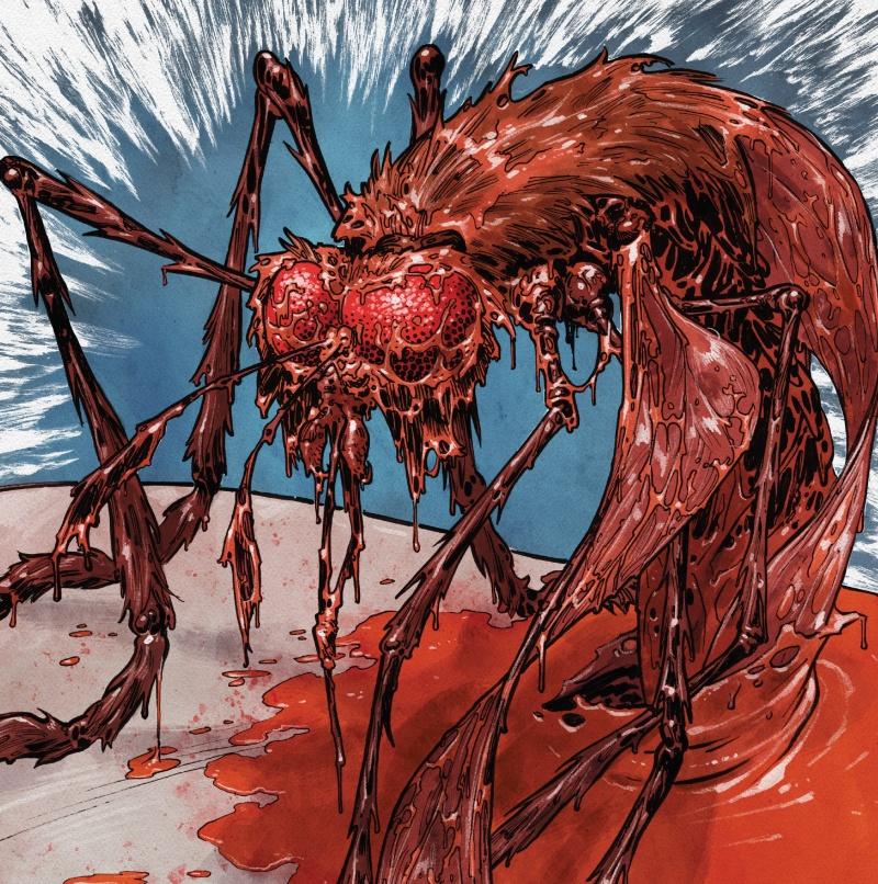Horror fly