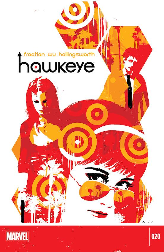 Hawkeye 020-000
