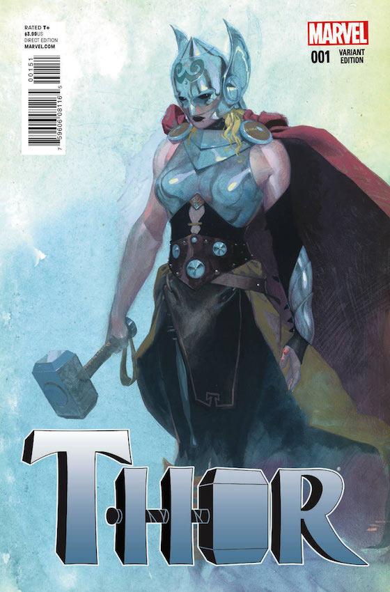 Thor-1-variant