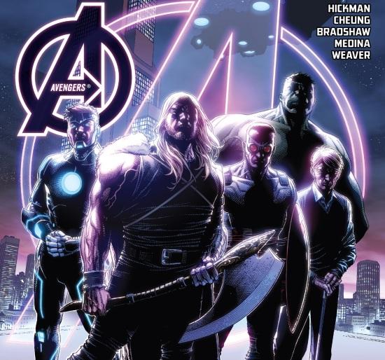 Avengers 8ML