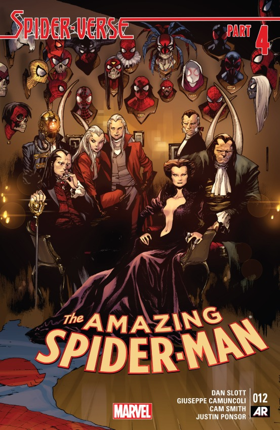 The Amazing Spider-Man 012-000