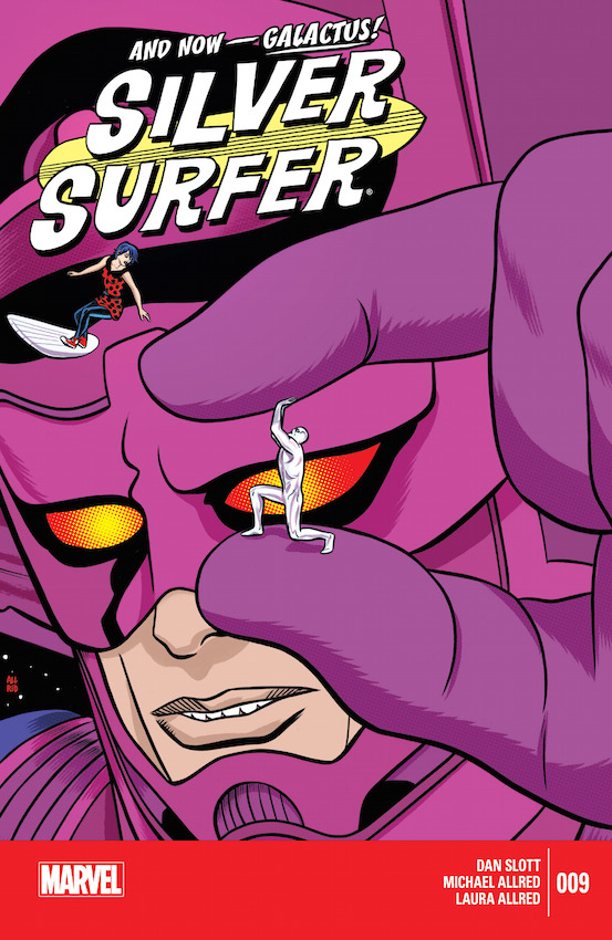 Silver Surfer (2014-) 009-000