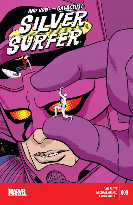 Silver Surfer (2014-) 009-000