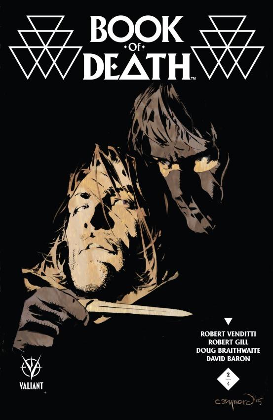 Book of Death - Digital Exclusives Edition 002-000