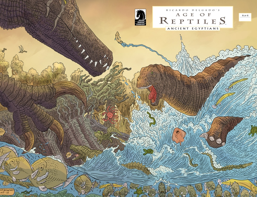 Age of Reptiles - Ancient Egyptians 004-001-028