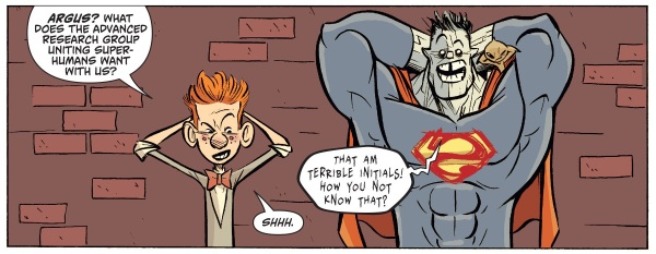 Bizarro & Jimmy