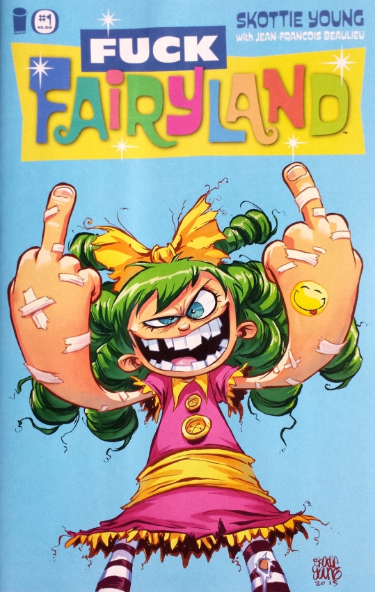 I hate fairyland #1 variant