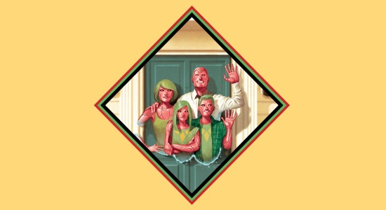 The Vision family