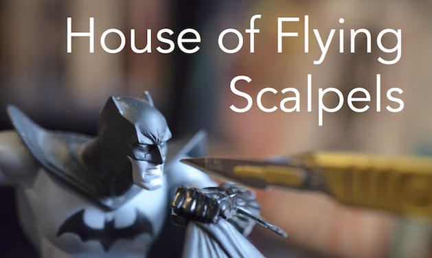 House Of Flying Scalpels